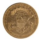 Gold Double Eagle Mixed Years (America)