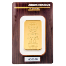 Argor-Heraeus 1 Ounce Gold Bar 999.9