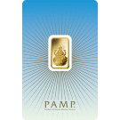 5 Gram Gold Bar PAMP 'Faith' Lakshmi