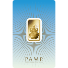 10 Gram Gold Bar PAMP 'Faith' Lakshmi