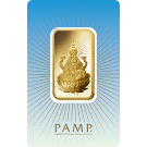 1oz Gold Bar PAMP 'Faith' Lakshmi