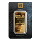 5oz Gold Bar Baird & Co