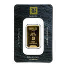1/2oz Gold Bar Baird & Co