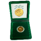 1980 Gold Full Proof Sovereign