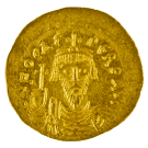 Gold Byzantine Empire 5th Officina (Turkey)
