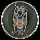 Valcambi Premium 20 Gram Silver Lord Shrinathji Coin 999.0