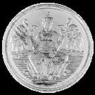 KB 10 Gram Goddess Lakshmi Silver Round 999.0