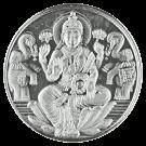 JT 10 Gram Goddess Lakshmi Silver Round 999.0