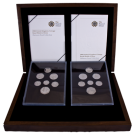 Coins of Britain Dual Collection Set 999.5