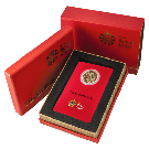 British Full Sovereign 2014 in Certicard & Presentation Box 916.7