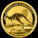 Australian Half Ounce 2015 Gold Kangaroo Coin 999.9