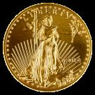 American Half Ounce 2014 Gold Eagle Coin 916.7