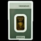 10 Gram Gold Kinebar Heraeus