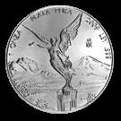 1oz Silver Libertad Mixed Years (Mexico)