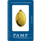 PAMP 10 Gram Fortuna Oval Gold Investment Bar