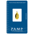 PAMP 1 Gram Fortuna Oval Gold Investment Bar