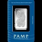 PAMP 1 Ounce Fortuna Silver Bar