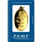 PAMP 50 Gram Rosa Oval Gold Investment Bar