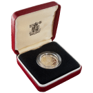 1983 Silver Proof One Pound
