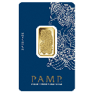 1 Tola Gold Bar PAMP Fortuna Veriscan