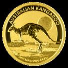 Australian 1/4 Ounce 2015 Gold Kangaroo Coin 999.9