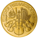 Mixed Years 1/4oz Gold Philharmonic | Austrian Mint