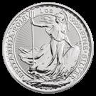 2018 1oz Silver Britannia