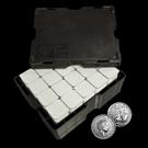UK Silver 1 Ounce Britannia Monster Box