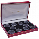 Luxury Gift Box for 10 Full Sovereigns
