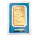 Valcambi Blue 50 Gram Gold Bar