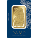 5 Tola Gold Bar PAMP Fortuna Veriscan