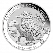 2019 1oz Silver Kookaburra (Australia)