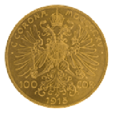 Mixed Years Gold 100 Corona | Austrian Mint