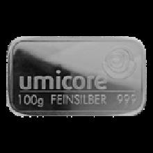 100g Silver Bar | Umicore