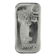 1kg Silver Bar | Umicore | Investment Market