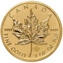 1oz Gold Maple (Canada)