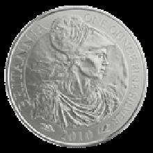 1oz Silver Britannia Coin (Pre-2013)