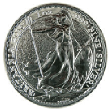 2015 1oz Silver Britannia