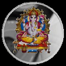 20g Premium Silver Lord Ganesh | Valcambi