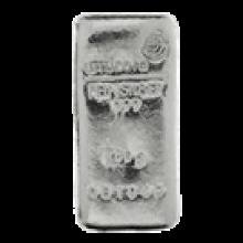 250 Gram Silver Cast Bar Umicore