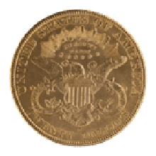 Mixed Years $20 Gold Double Eagle Coin | US Mint
