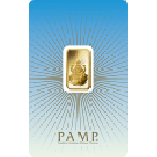 5g Lakshmi Gold Bar | 'Faith' Range | PAMP Suisse
