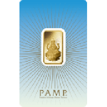 10g Lakshmi Gold Bar | 'Faith' Range | PAMP Suisse