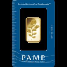 20g Rosa Gold Bar | Certicard | PAMP Suisse | Investment Market