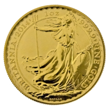 2014 1oz Gold Britannia Coin | The Royal Mint