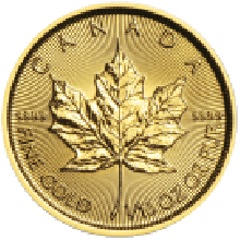 1/20oz Gold Maple Mixed Years (Canada)