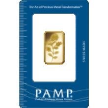 10g Rosa Gold Bar | Certicard | PAMP Suisse