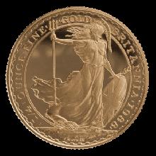 1/4oz Gold Britannia Mixed Years (Pre 2013)