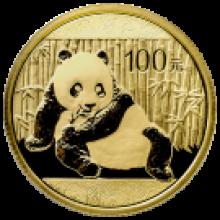 1/4oz Gold Panda (China)