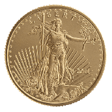 1/4oz Gold Eagle Mixed Years (America)